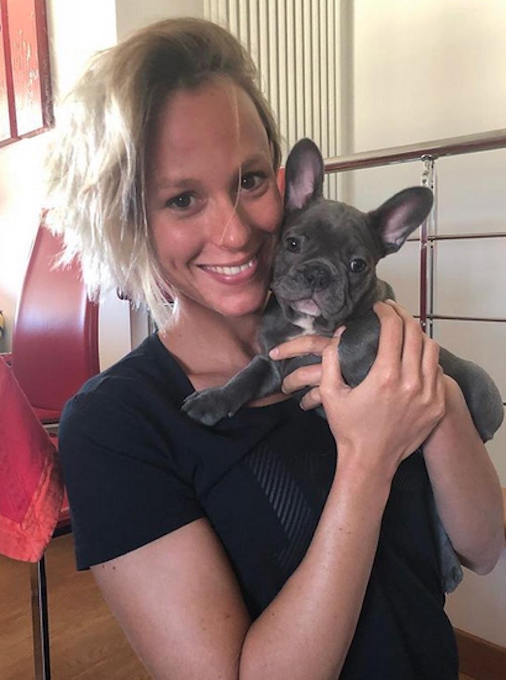 Vanessa il bulldog