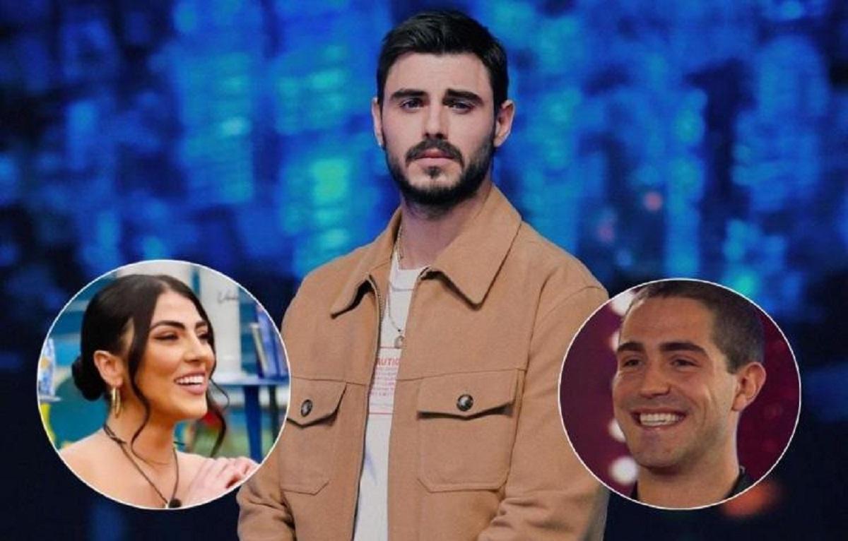 Francesco Monte si arrabbia con Giulia Salemi e Tommaso Zorzi
