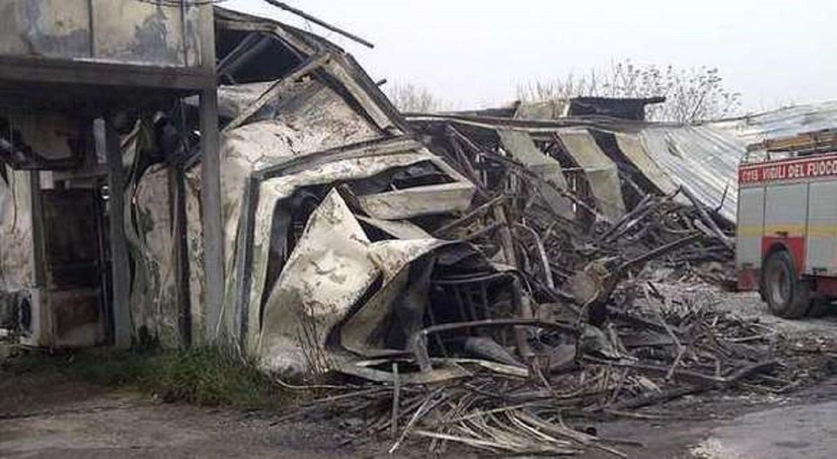 GF Vip: le inedite foto della casa incendiata