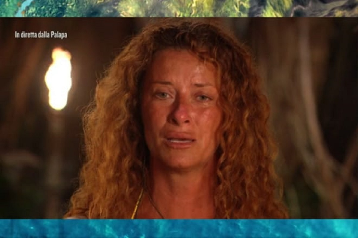 Isola dei Famosi: la rivelazione di Valentina Persia