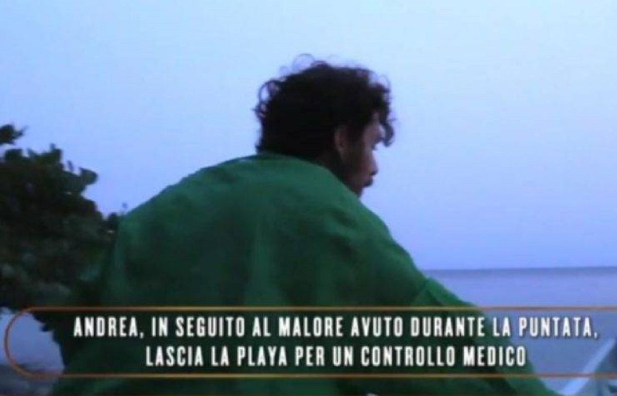 Isola dei Famosi: another castaway is about to leave the island