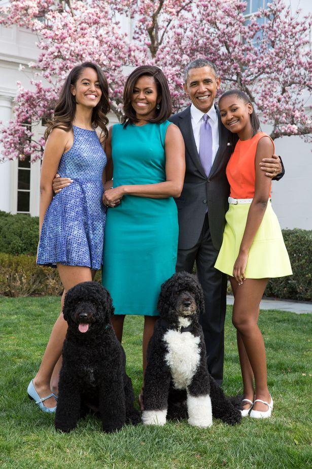 La famiglia Obama