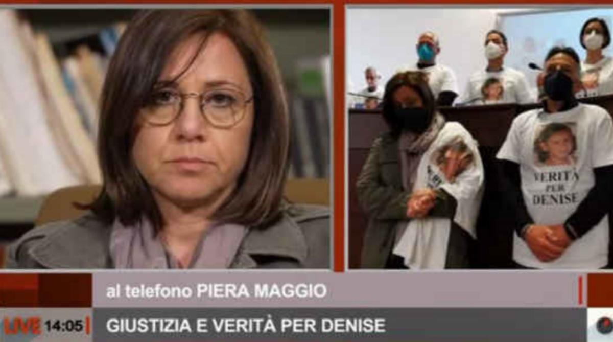 Denise Pipitone: annuncio ad Ore 14