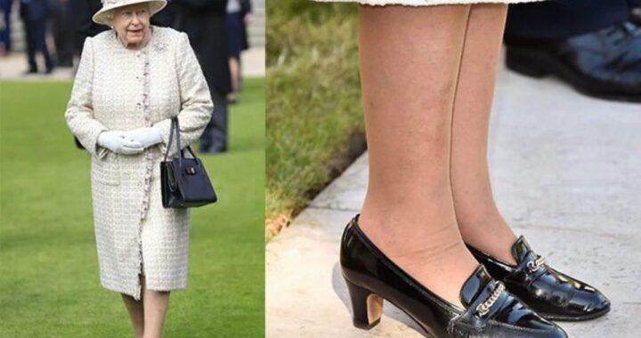 Regina Elisabetta: ecco perché indossa sempre le stesse scarpe da 50 anni