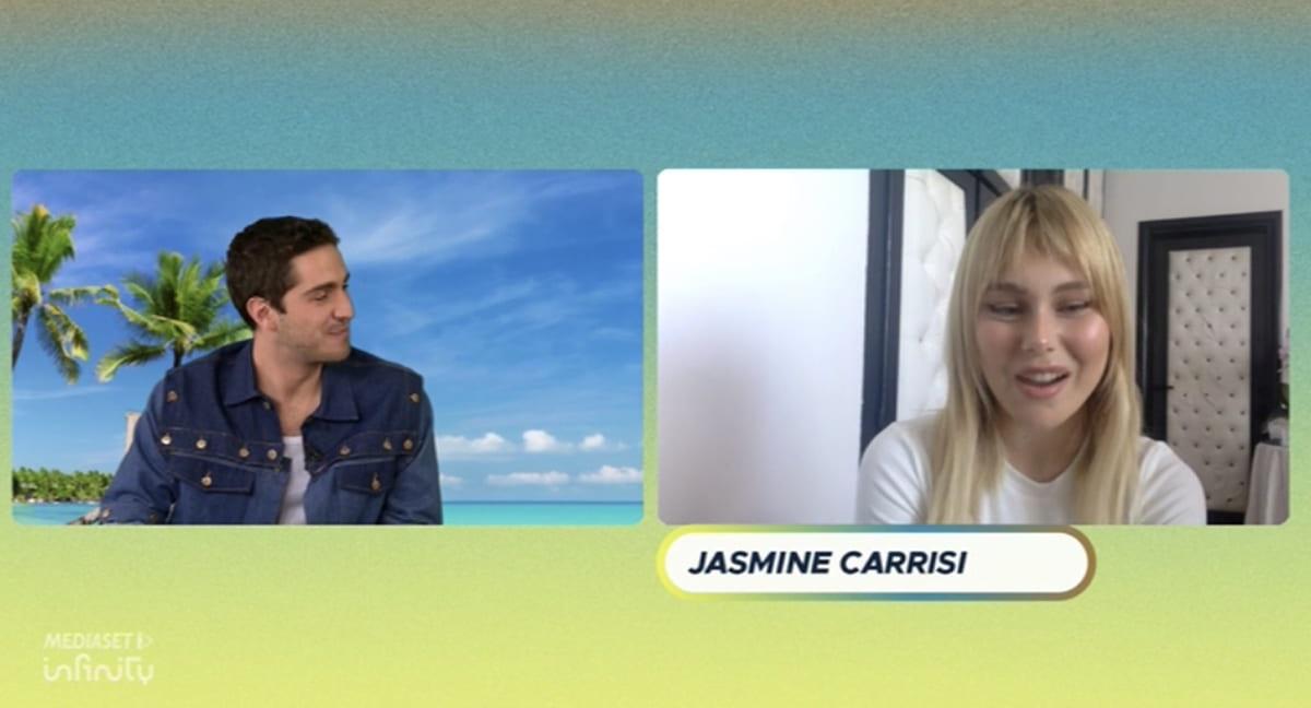 """Tommaso Zorzi a Jasmine Carrisi: """"Usciamo insieme?"""""""