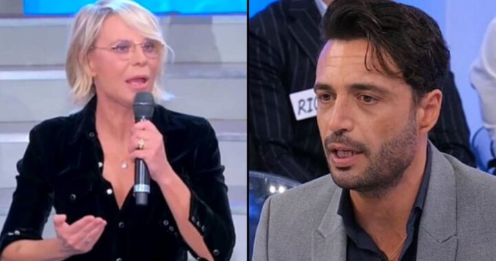 UeD: Armando Incarnato fa infuriare Maria De Filippi