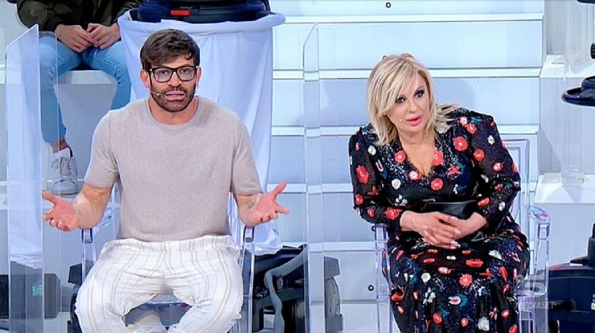 UeD: Gianni Sperti rivela cosa pensa di Tina Cipollari