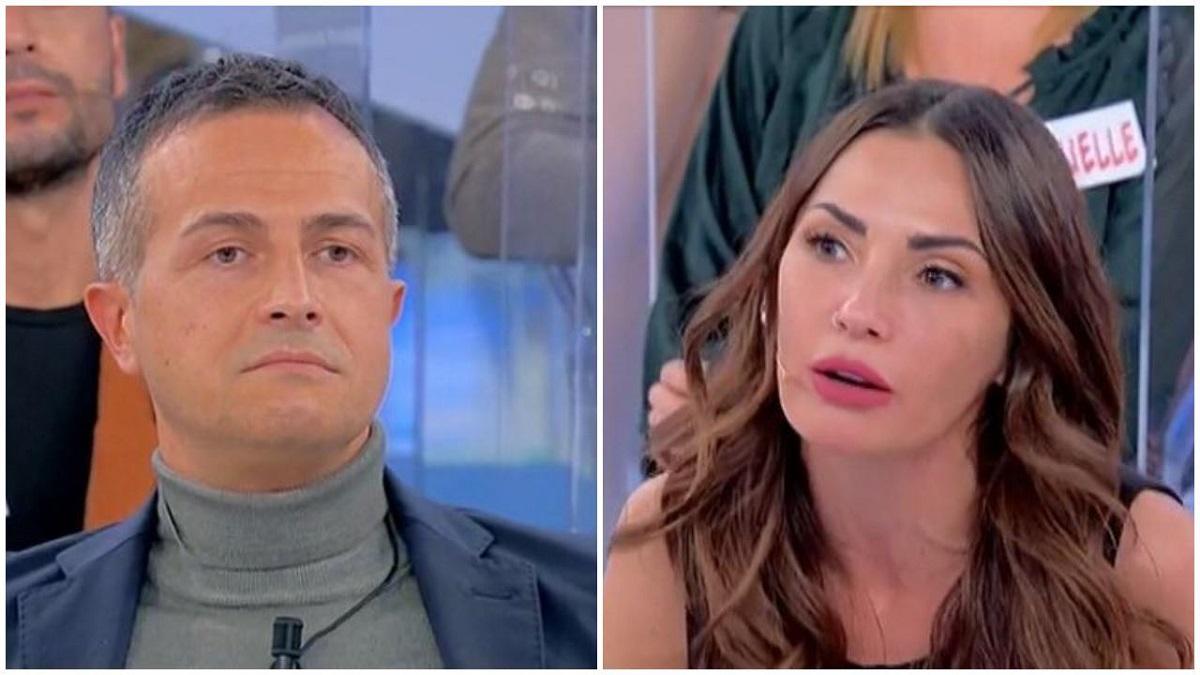 UeD, Ida Platano si scaglia contro Riccardo