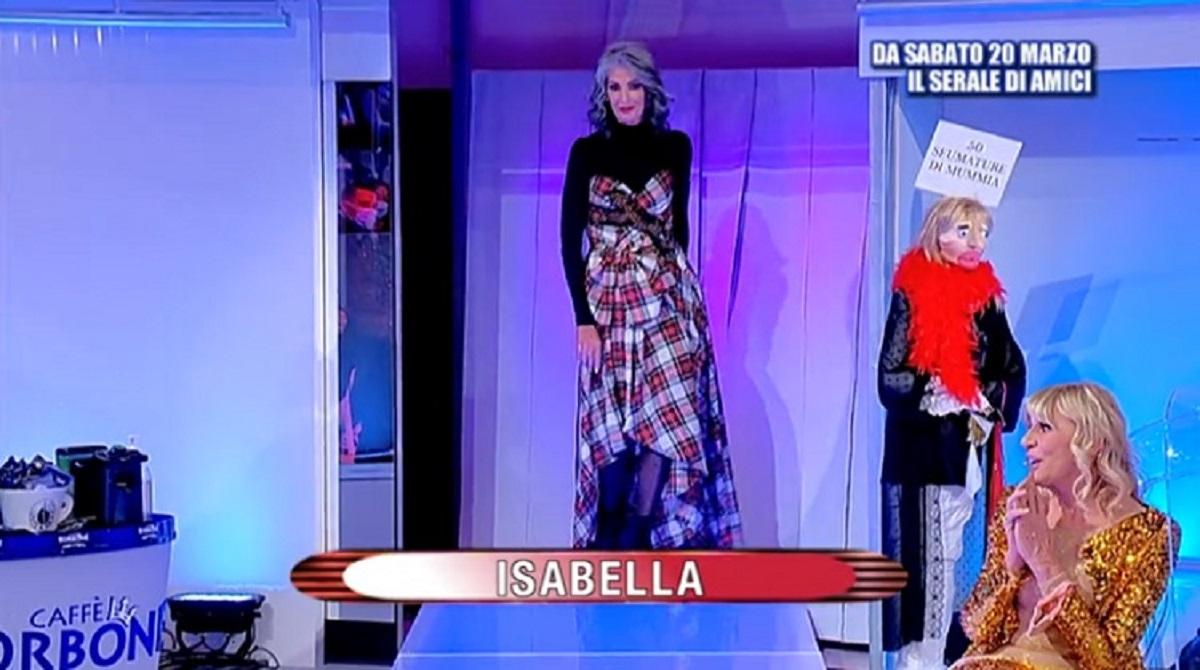UeD: Isabella Ricci che lavoro faceva da giovane?