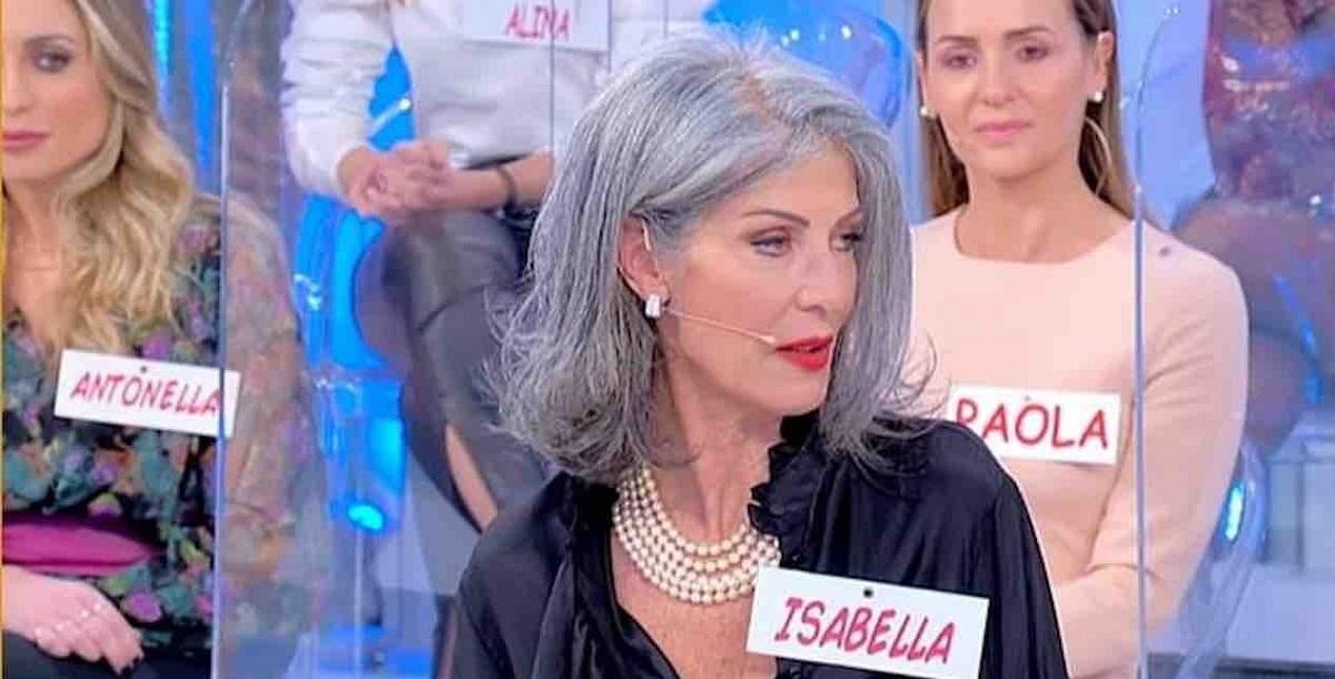 "UeD, Isabella rivela: ""Non ho tutta la vita davanti"""