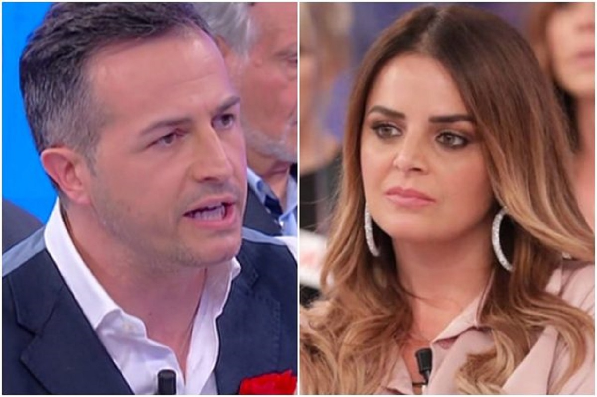 UeD, la strafottenza di Riccardo Guarnieri fa infuriare Tina