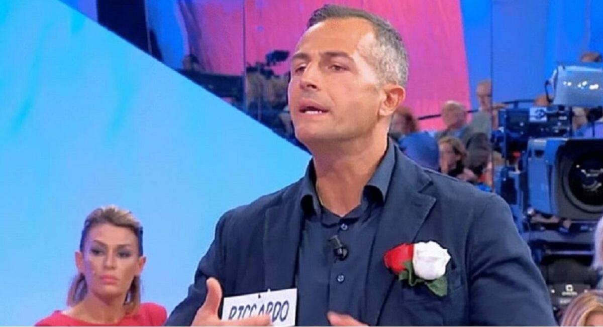 UeD, Riccardo Guarnieri e Armando litigano furiosamente