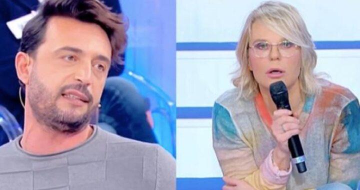 UeD: Maria De Filippi si infuria con Armando Incarnato