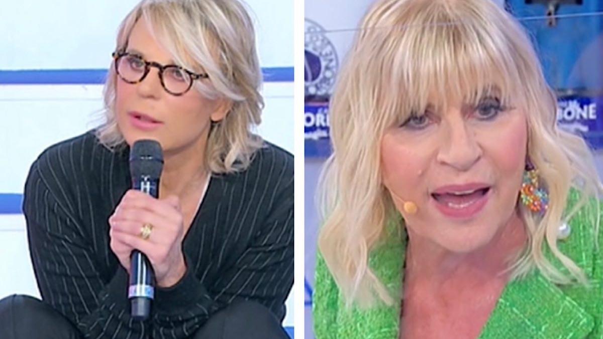 UeD, Maria De Filippi si infuria con Gemma Galgani