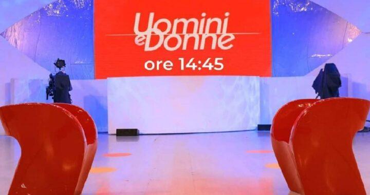 UeD: Massimiliano Mollicone fa la sua scelta senza avvertire Maria. Caos in studio