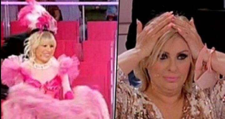 UeD, Tina Cipollari commenta il can can di Gemma