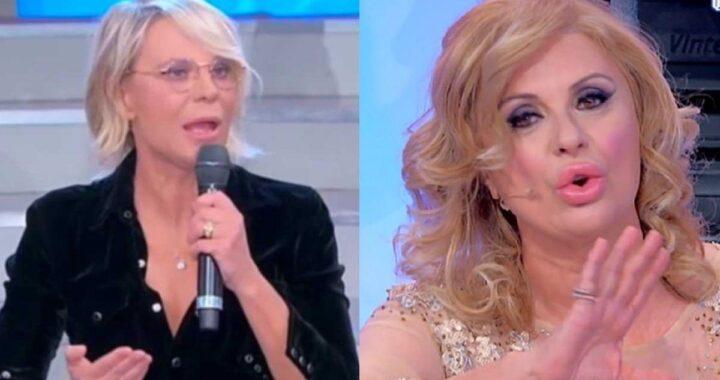 UeD, Tina Cipollari insulta pesantemente un cavaliere