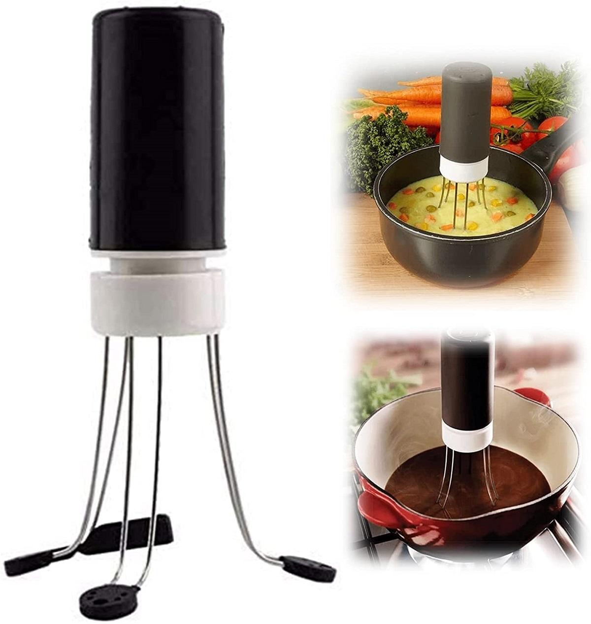 agitatore automatico per cucina