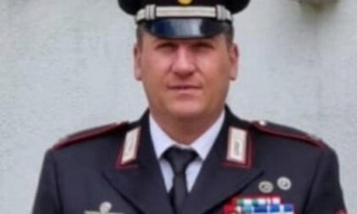 Il bellissimo gesto del comandante dei Carabinieri Alessandro Latino