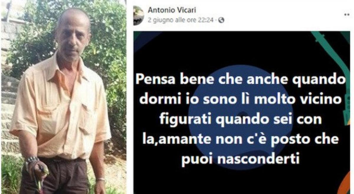 Tragedia a Ventimiglia: Antonio Vicari protagonista di un femminicidio suicidio