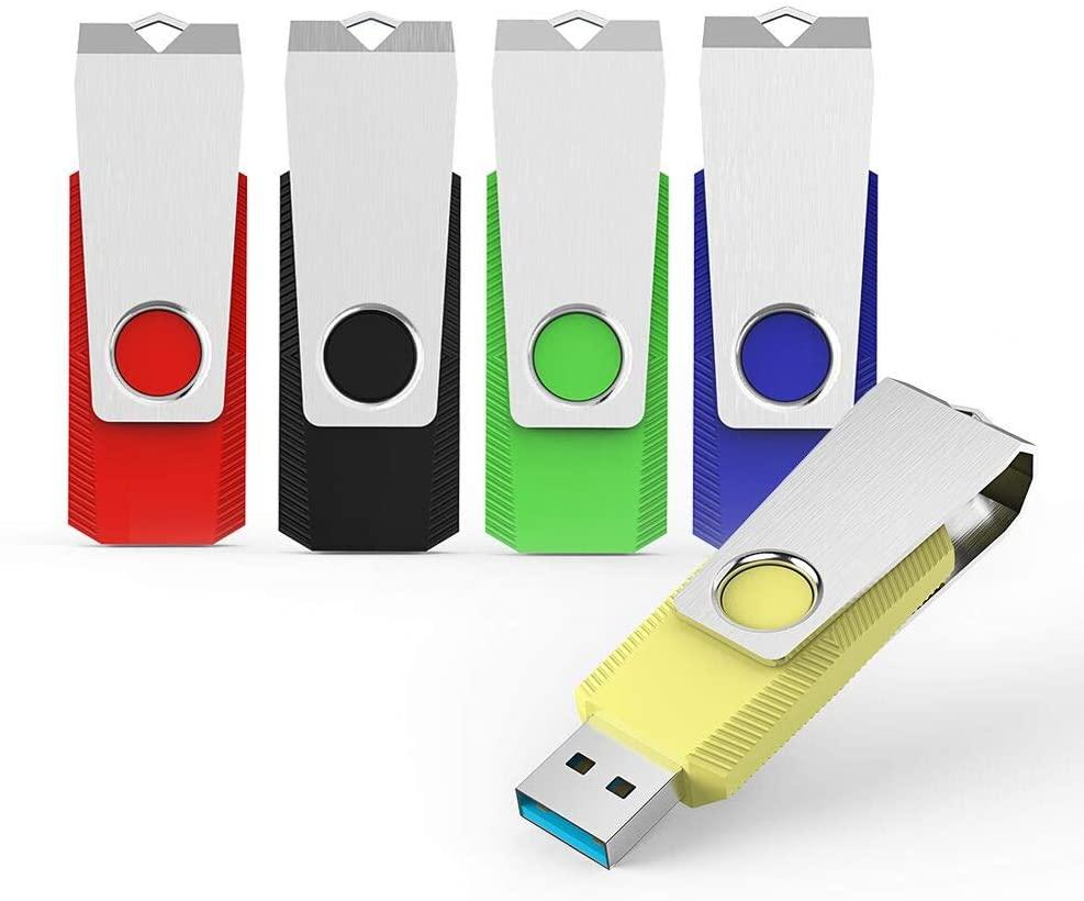 Chiavetta USB colorata