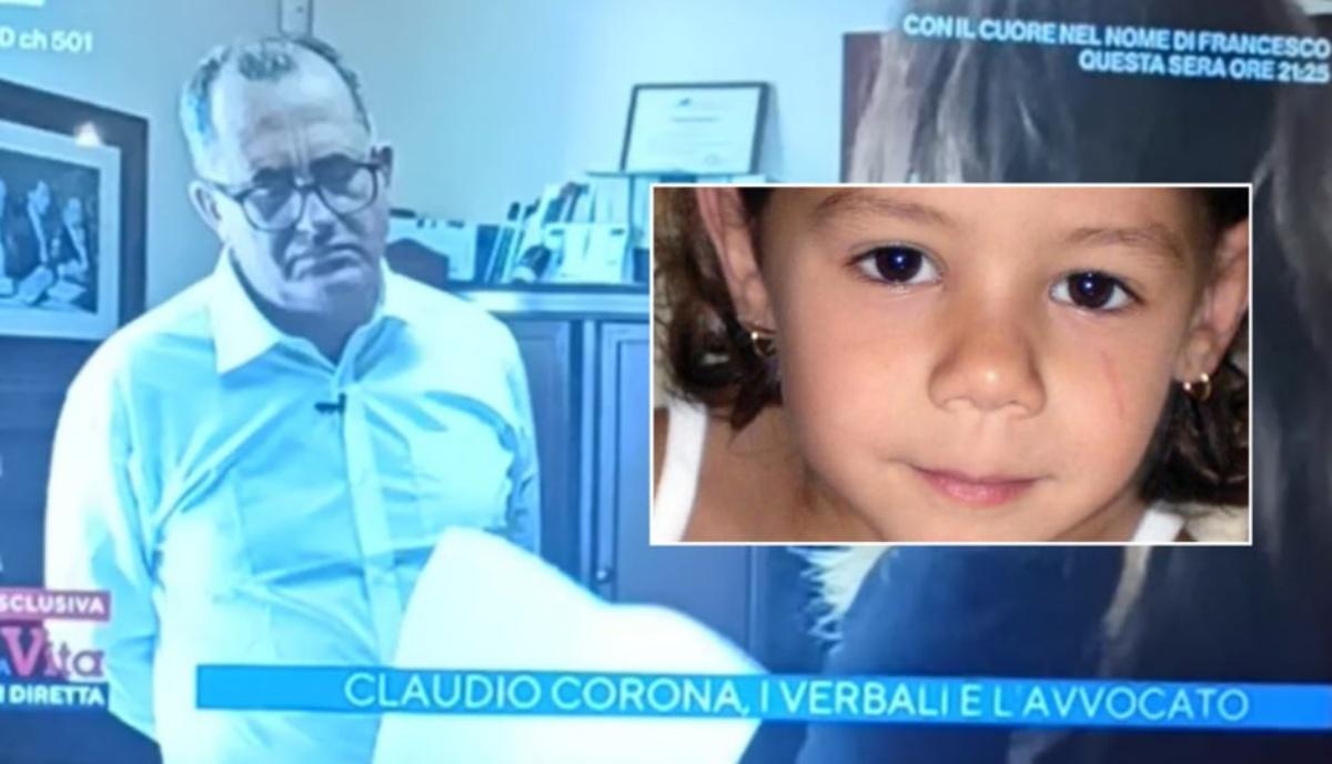 Il legale di Claudio Corona