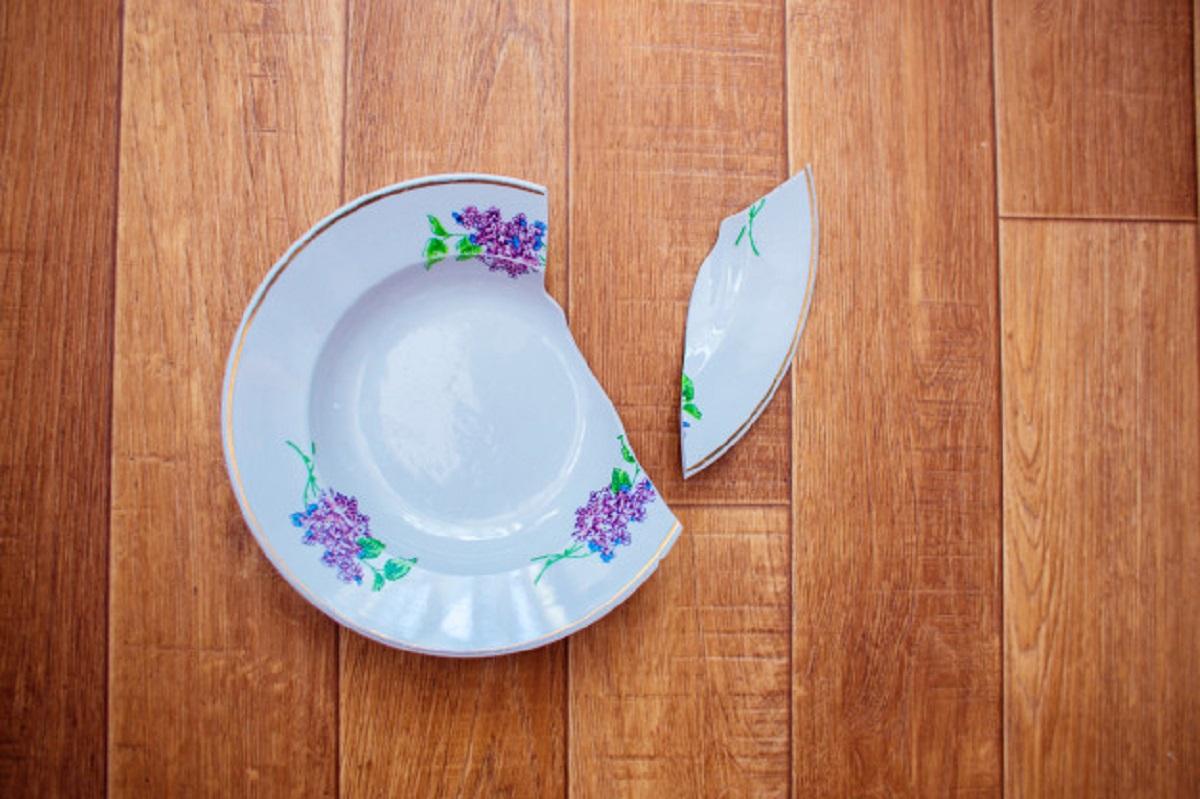 piatto rotto