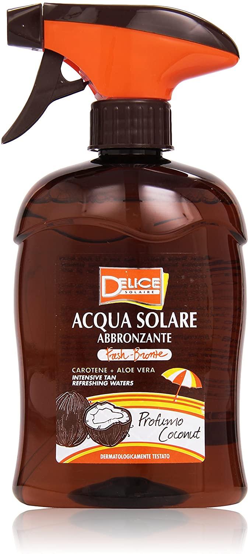 Delice Solaire Acqua Solare Abbronzante
