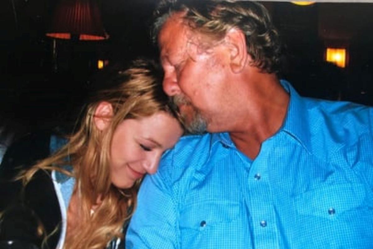 Lutto per Blake Lively: è morto suo papà Ernie