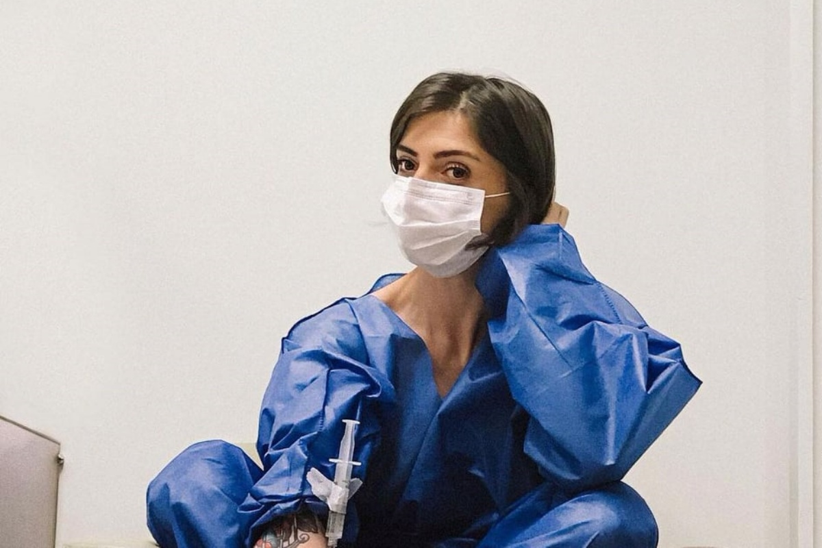 Eva Giusti racconta la sua malattia