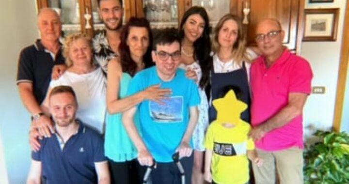 Giulia Salemi fa visita a casa di Luana D'Orazio