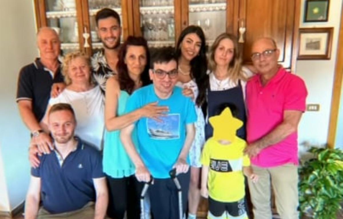 Il bellissimo gesto di Giulia Salemi per la famiglia di Luana D'Orazio