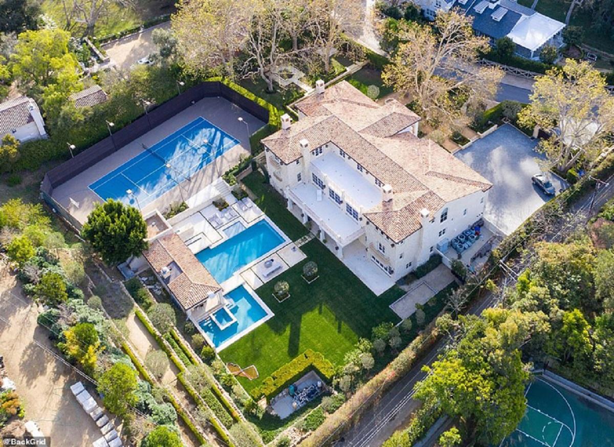 villa milionaria