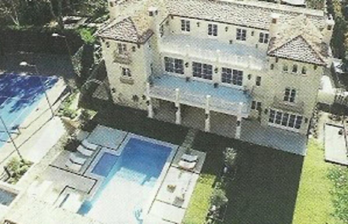 villa lussosa