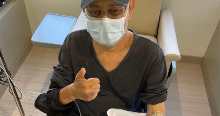 James Michael Tyler annuncia ai fan di avere un grave tumore alla prostata