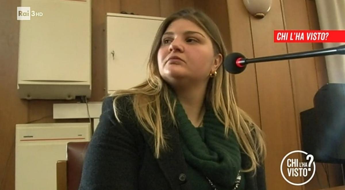Jessica Pulizzi al processo