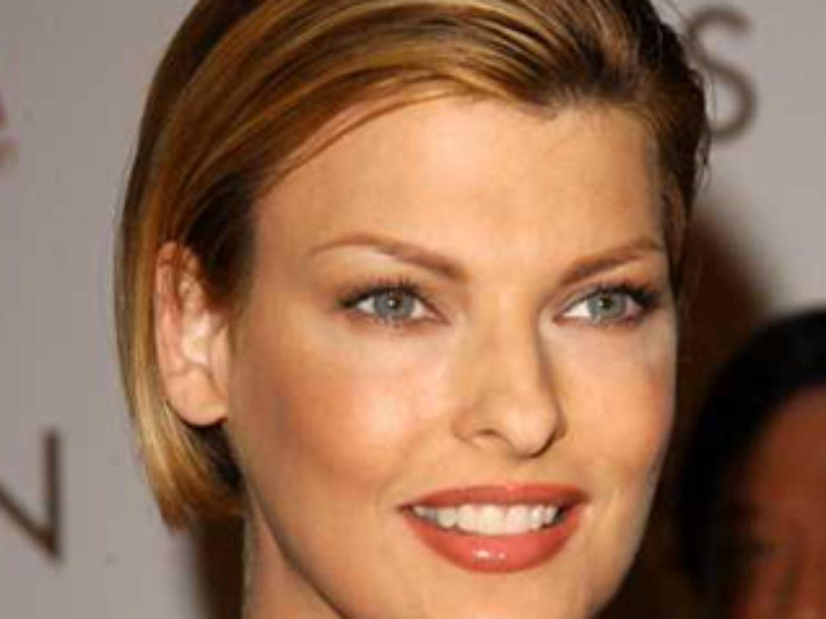 top model Linda Evangelista