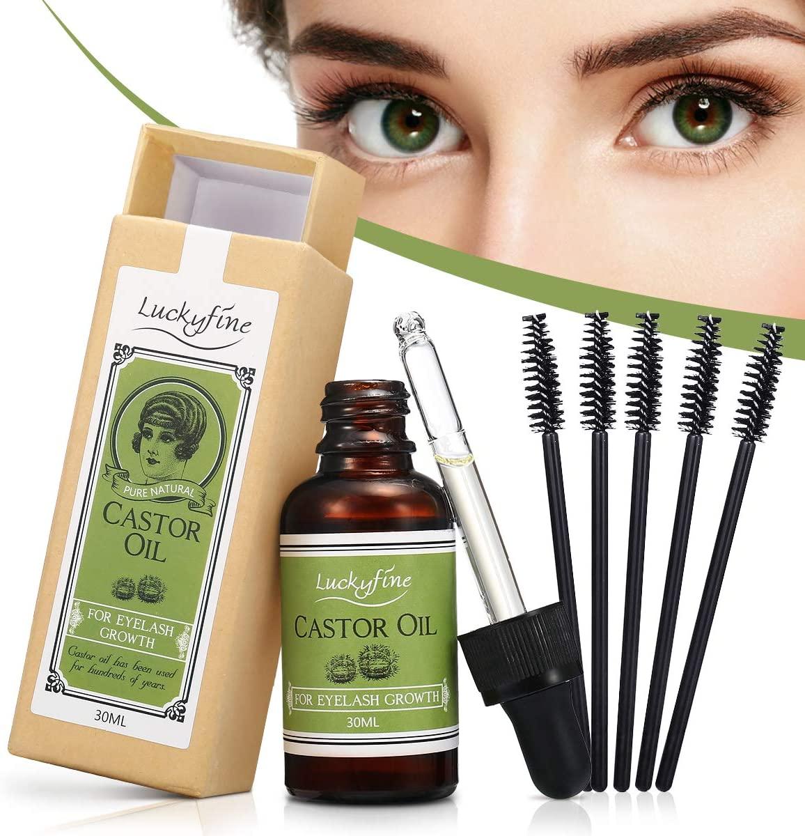 Luckyfine Bioactive Pure Castor Oil
