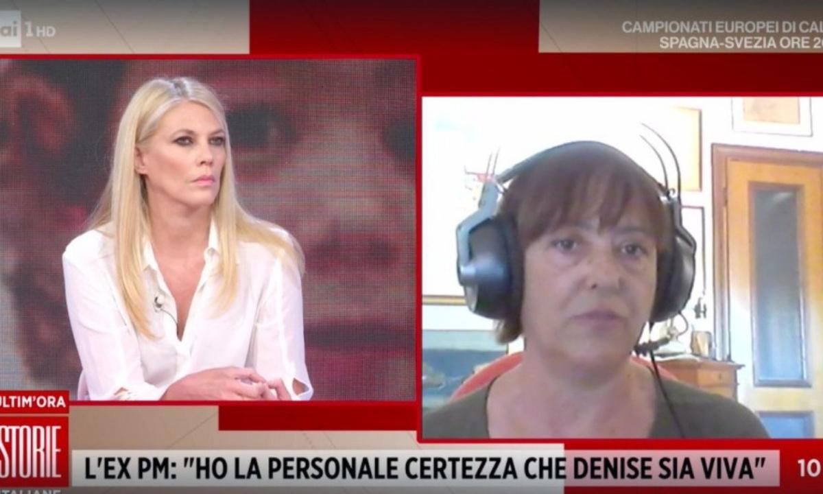 Maria Angioni accusata di false dichiarazioni