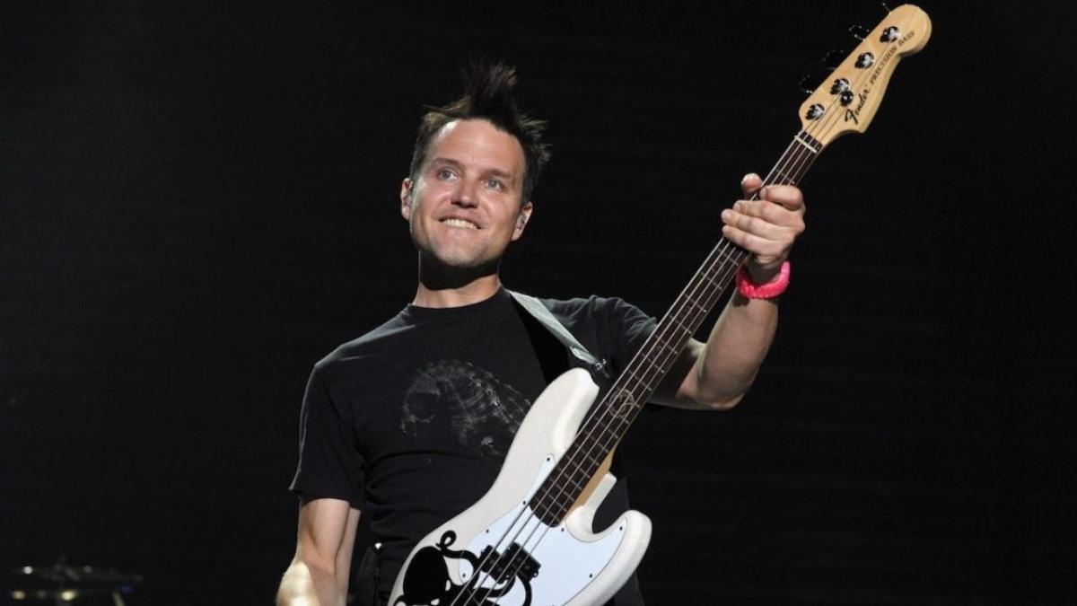 Mark Hoppus dei Blink 182 ha un tumore