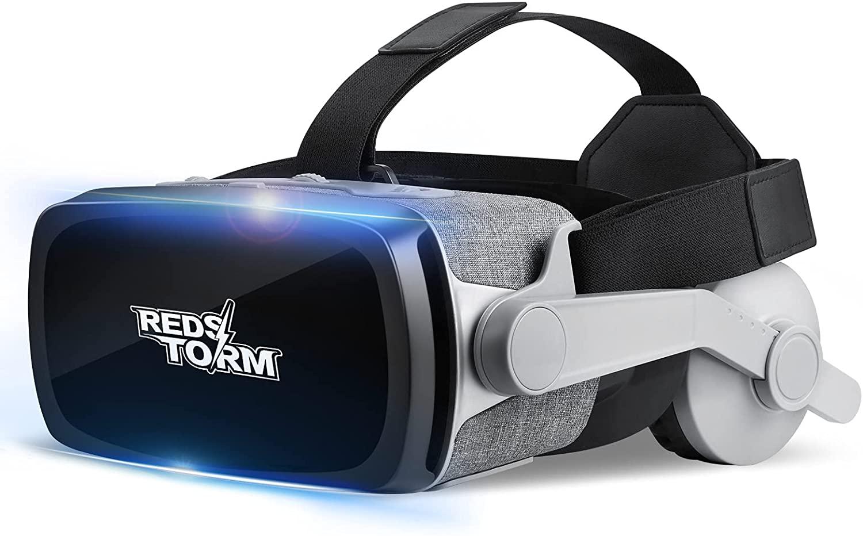 Occhiali VR 3D Redstorm