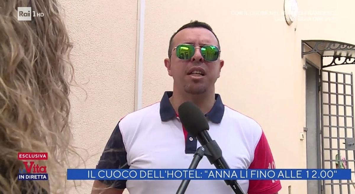 Le dichiarazioni di Paolo Austero