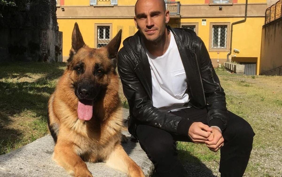 Addio al cane di Paolo Cannavaro