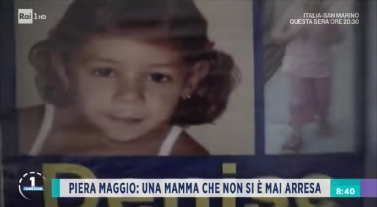 Le ultime dichiarazioni di Piera Maggio