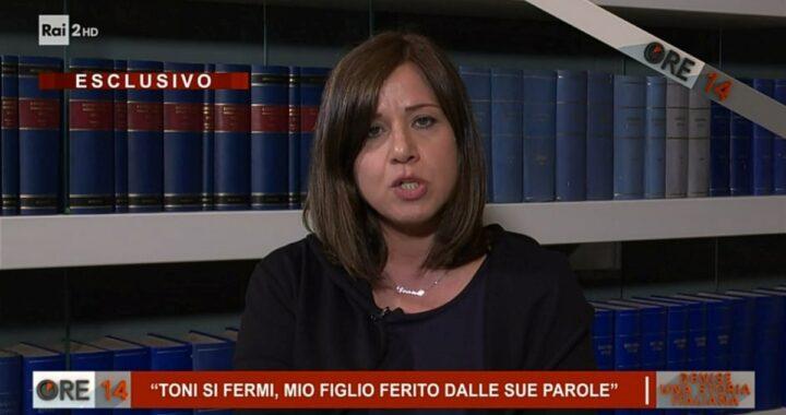 La verità di Piera Maggio su Toni Pipitone