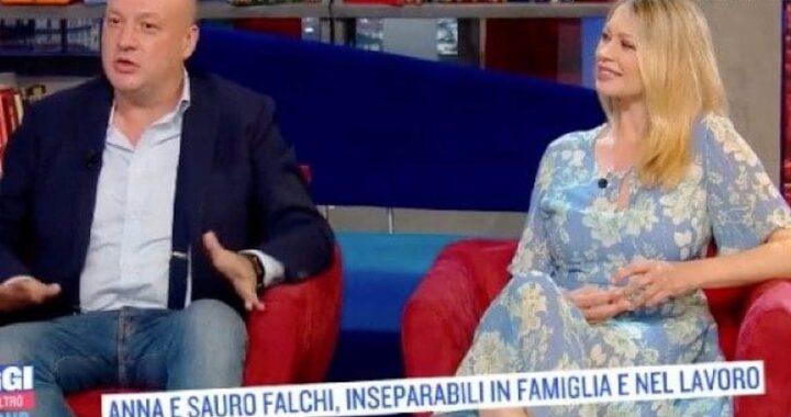 """Anna Falchi e il fratello Sauro: """"40 milioni per rivelare un segreto"""""""