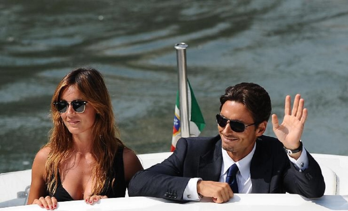Silvia e Piersilvio