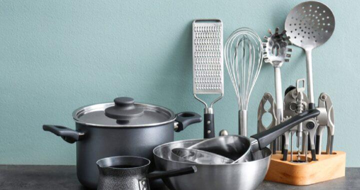 Gli accessori che non possono assolutamente mancare in cucina