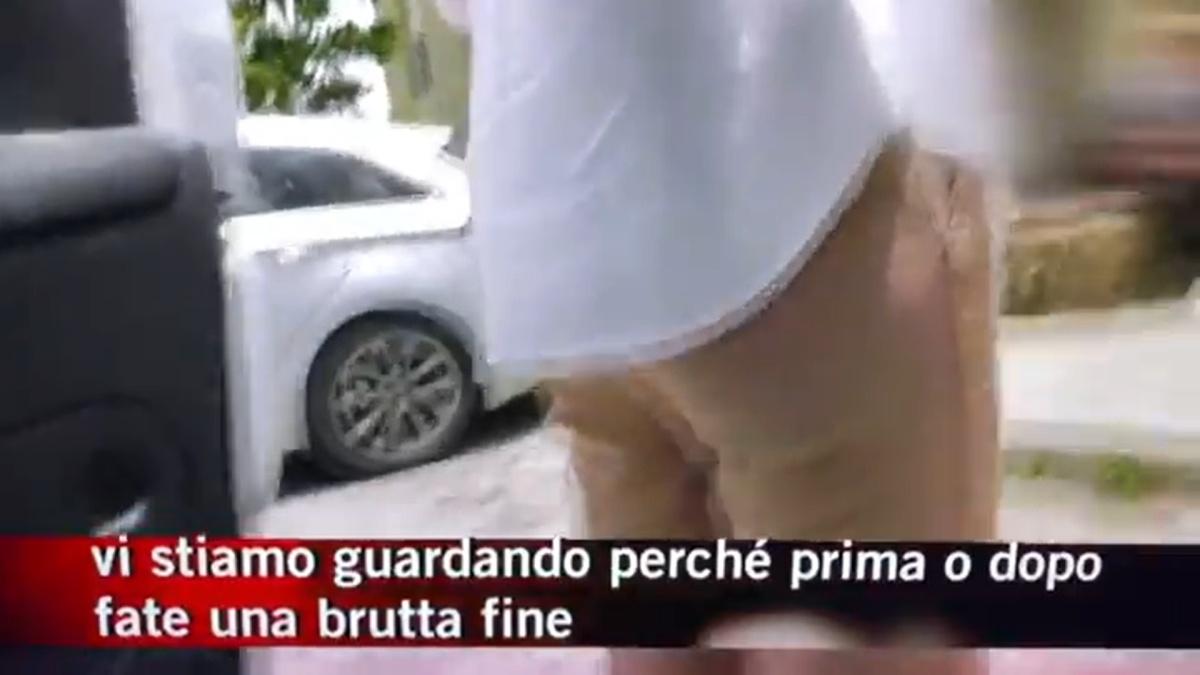 Federica Sciarelli: aggredita la sua troupe a Mazara del Vallo