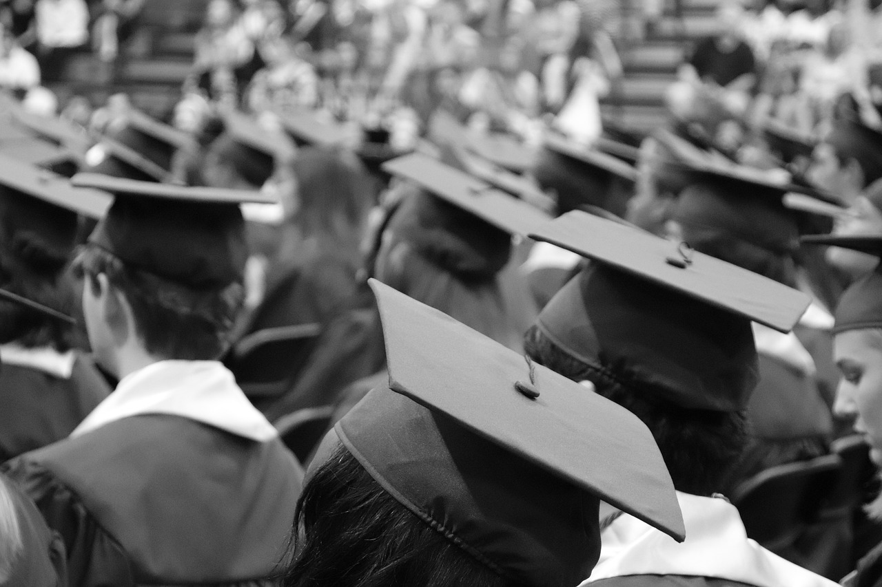 Prendere la laurea